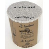 Anchor 6 ply rug wool 978