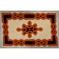 Celtic Knot rug kit