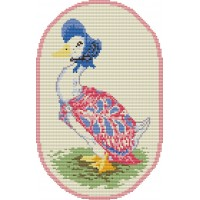 Jemima Puddleduck rug kit