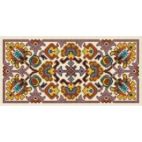 Kamali latch hook rug kit