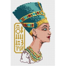 Nefertiti latch hook rug kit