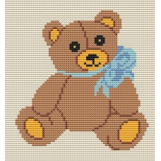 Teddy Bear rug kit