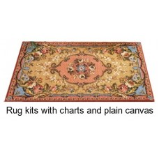 Aubusson rug kit