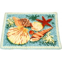 Sea Shells rug kit