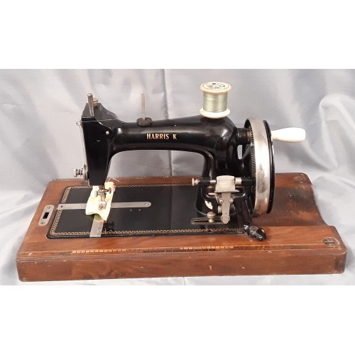 Harris K Saxonia type sewing machine