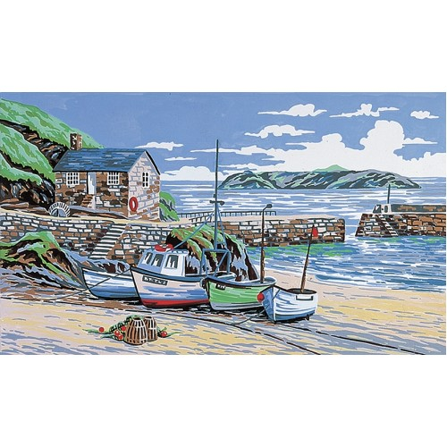 Mullion Cove Tapestry Kit