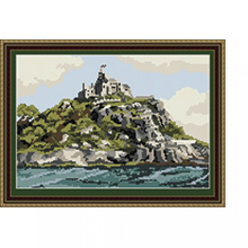 St Michaels Mount Tapestry kit